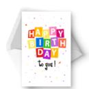 Free Birthday Cards!