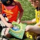Free Kids Football Activity Book