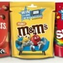 Free Packs of M&M's